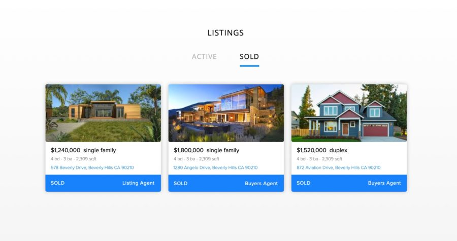 propopen showcase sold listings